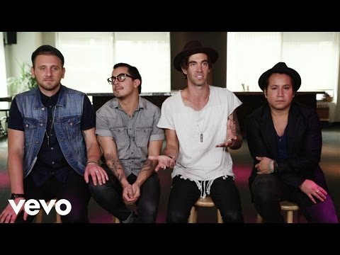 Catching Up With American Authors (Vevo LIFT)