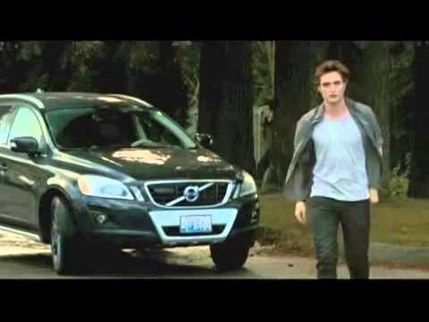 twilight saga - new moon: edward arriva a scuola - youtube
