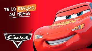 La Trilogia de Cars | #TeLoResumo