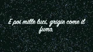 Marco Mengoni- Ciao Amore, Ciao... Testo (Lyrics)