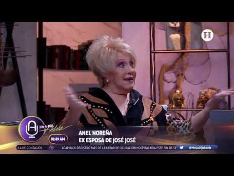 #Entrevista Anel Noreña, ex esposa de José José I Dice en exclusiva que es heredera universal