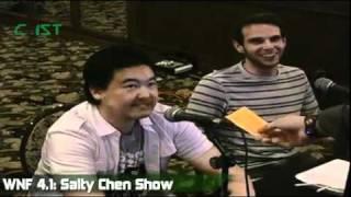 James Chen Goes Berserk