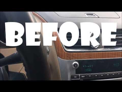 2009 Chevy Malibu Car Audio Upgrade