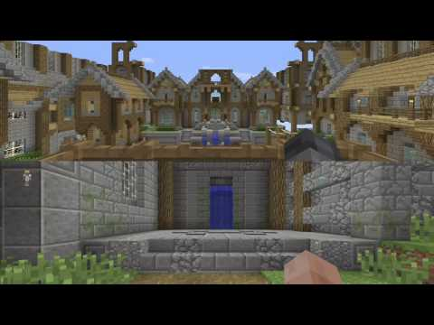 [SPLIT-SCREEN]- Minecraft Mini Battle Games Online [No Commentary]