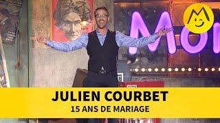 Julien Courbet - 15 ans de mariage