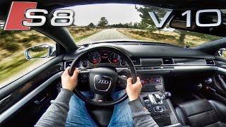 Audi S8 (2005) Videos