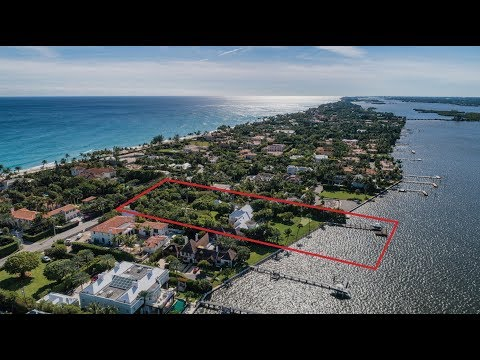 854 South County Road, Palm Beach