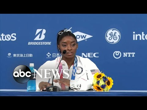 Olympic star Simone Biles withdraws mid-competition l WNT