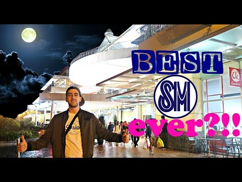 ONLY SM Mall that DOES NOT have AIR-CONDITIONING?! | SM Baguio City