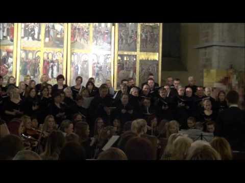 Harjumaa muusika aasta 2015 kontsert Niguliste kirikus