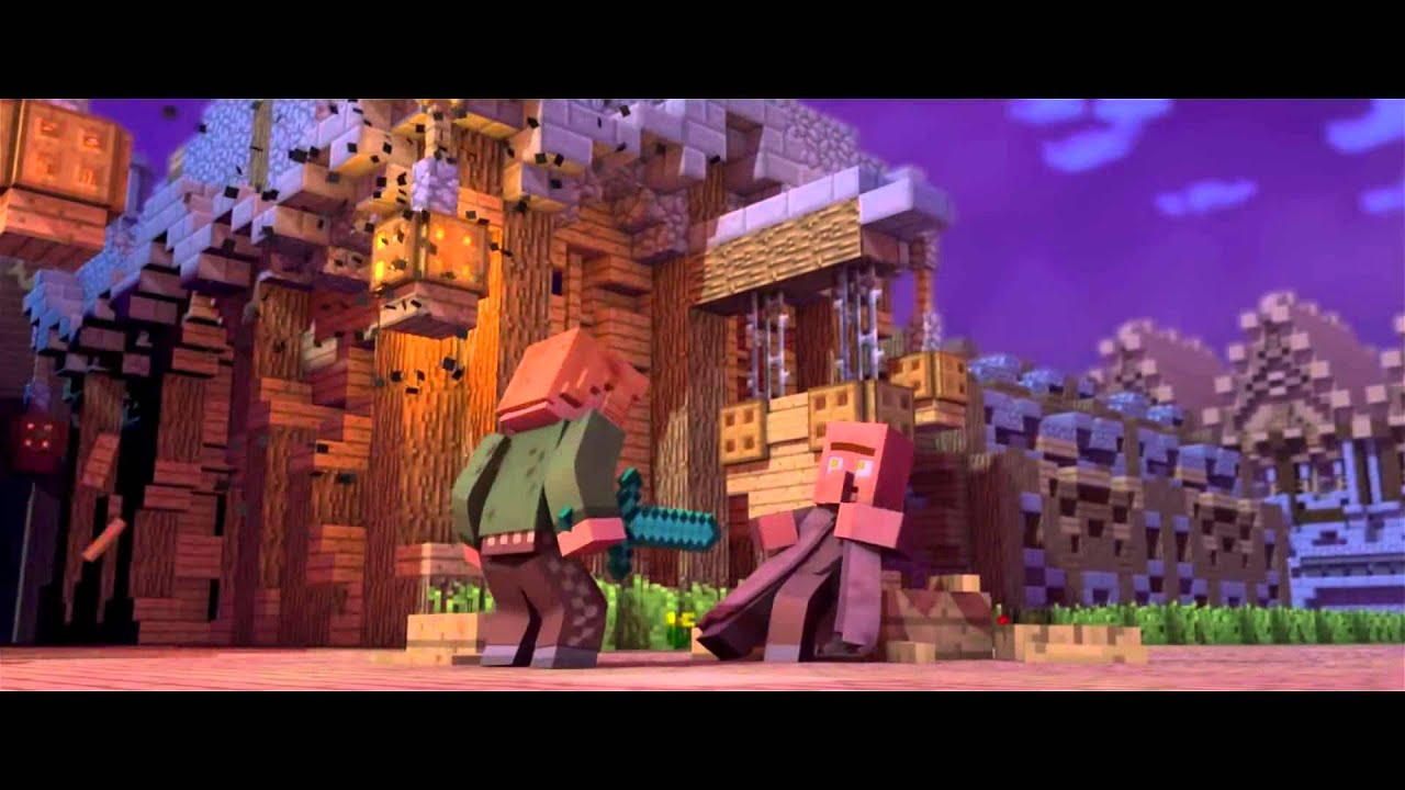 """Find the Pieces""   A Minecraft Original Music Video   YouTube"