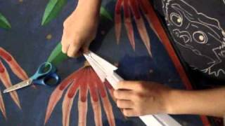 How To Make A Paper Arrow That Shoots!