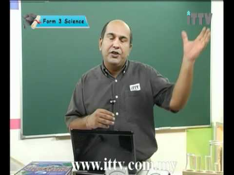iTTV PMR Form 3 Science Chapter 1 Respiration (Respiratory System) -Tuition/Lesson/Exam/Tips