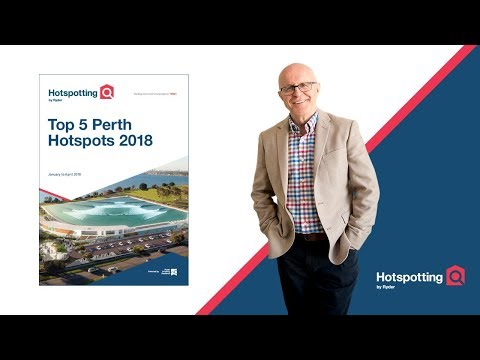Top 5 Perth Hotspots 2018 now available - Perth Property Market 2018