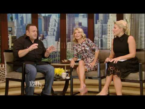 Kevin James Performs with Billy Joel
