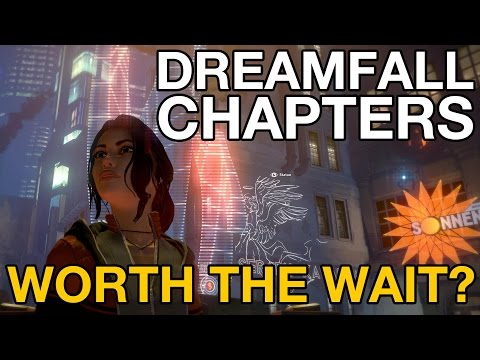 Dreamfall Chapters Gameplay: Is It Worth the Wait? - VideoGamer