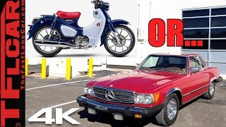 You Won't Believe How Much Classic Car You Can Buy For $3500... Budget Benz Ep.1