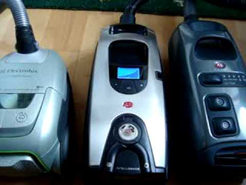 Electrolux And Lux Vacuum Cleaner