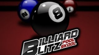Billiard Blitz -- Pool Skool Level1-10 Walkthrough