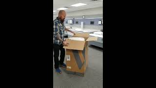 What to Expect...when expecting a Bed in a Box #1