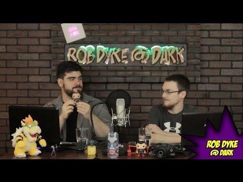 Gaming on Job Applications? | Rob Dyke @ DARK