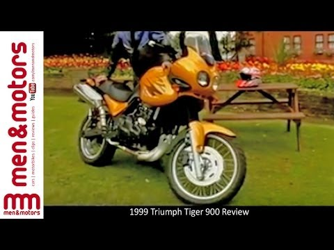 1999 Triumph Tiger 900 Review