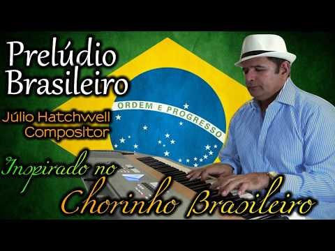 Prelúdio Brasileiro Inspirado no Chorinho Choro Brasileiro ao Piano - a Erudita Brasileira