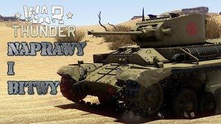 War Thunder - Czołgi - Naprawy i Bitwy Zręcznościowe (Zagrajmy PL Gameplay)