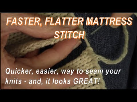 Knitter/'s Finishing School Video Course by Diana Sulllivan