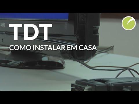 TDT: como instalar em casa