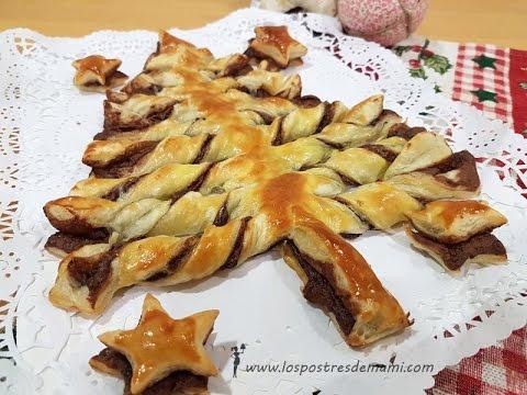 Recetas faciles con hojaldre para navidad