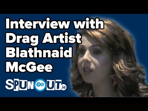 Interview with Drag Artist Blathnaid McGee - SpunOut.ie