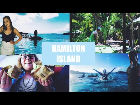 Apartment Tour And Mini Golf (Hamilton Island Vlog)