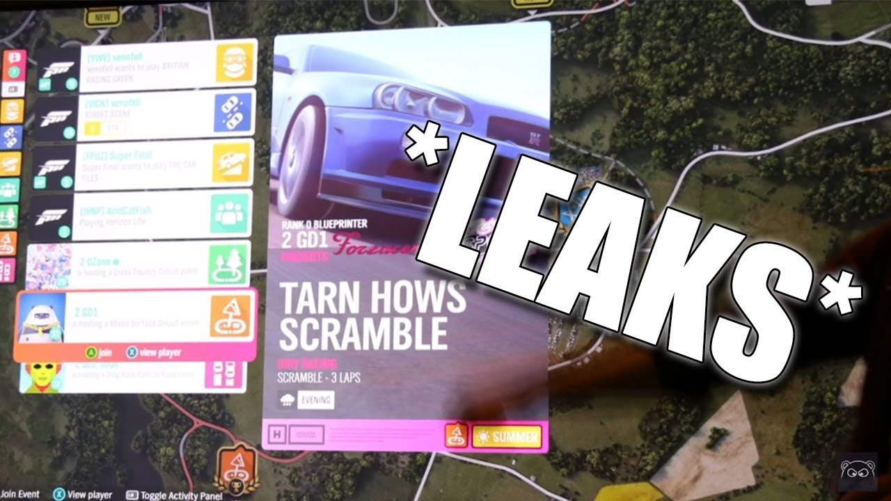 Forza horizon 4 new map leaks car leaks ui leaksblueprint forza horizon 4 new map leaks car leaks ui leaksblueprint events leaks malvernweather Gallery