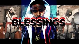 Video Big Sean - Blessings (Explicit) ft. Drake, Kanye West  VIDEO download MP3, 3GP, MP4, WEBM, AVI, FLV Juni 2018