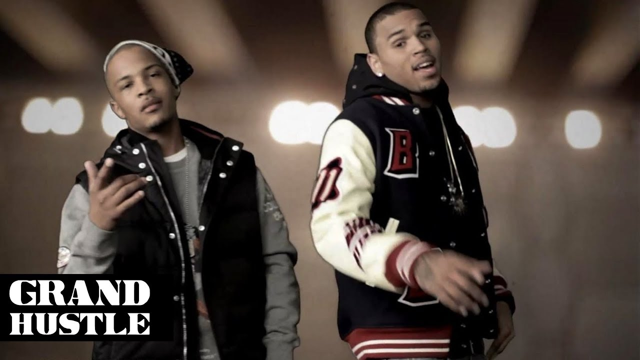 t.i. - get back up ft. chris brown [official video] - youtube
