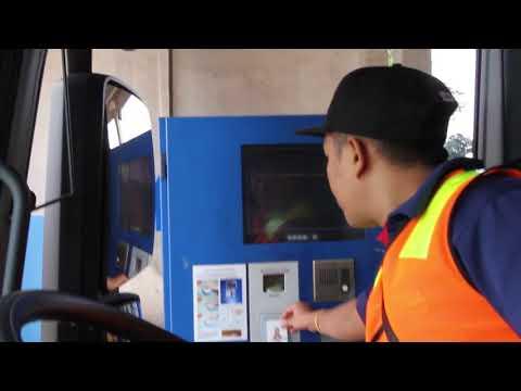 PSA Singapore - Through Our Eyes Part 6: Paperless Flow-through Gates