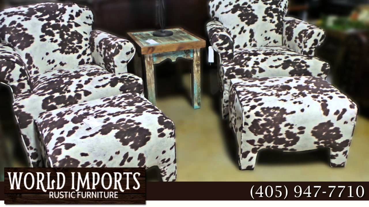 World Imports Rustic Furniture | Furniture In Oklahoma City