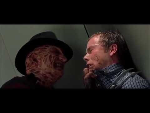 Freddy VS Jason - MUERTE DE MARK
