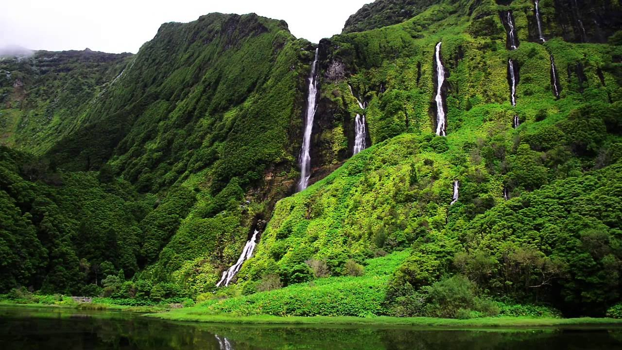 Image result for azores waterfalls
