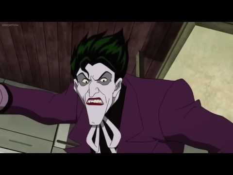 Batman vs The Joker Batman: The Killing Joke (Final Fight Scene)