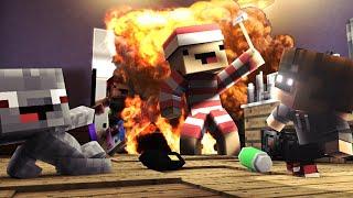 Minecraft WHO'S YOUR DADDY? - NEBELNIEK RASTET MEGA AUS!! - mit Rewinside, Nebelniek & Alphapopo