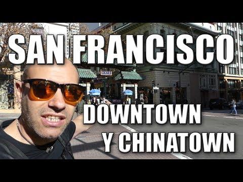 SAN FRANCISCO - Downtown y Chinatown. Vemos un funeral Chino!