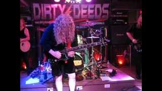 Dirty Deeds AC/DC Tribute Cleveland Ohio - Thunder 6-13-2015