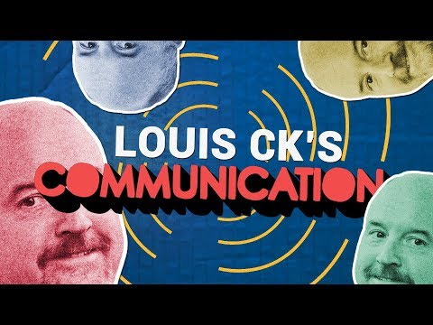 Louis CK and the Art of Non-Verbal Communication