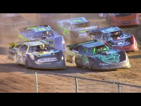 RUSH Crate Late Model Heat One | McKean County Family Raceway | 9-29-18