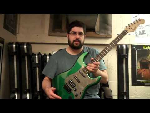 Buying Electric Guitars for Beginners