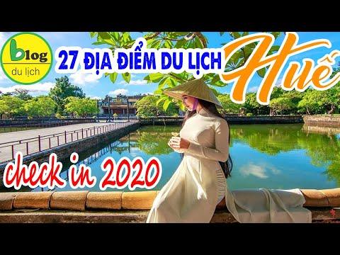 Du lịch Huế 2021 nhớ phải tham quan hết những địa điểm du lịch Huế cực hot này