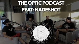 """""""GHOST STORIES"""" OpTic Podcast S2 E11 w/ NADESHOT"""