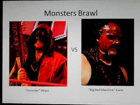 TNA vs WWE 2012